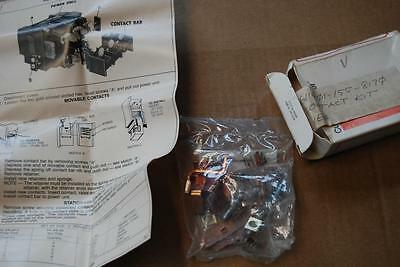 Eaton Cutler Hammer 6-34-2 Size 2 Contact Kit  3 Pole  New