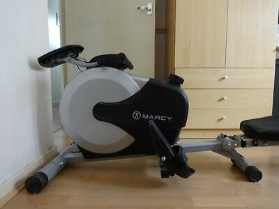 Marcy motion rower magnetic folding rowing machine RM413
