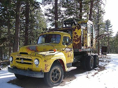 truck mounted Quickway dragline