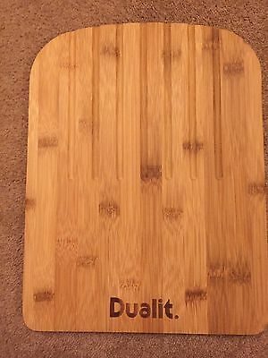 Dualit Wooden Bread Board