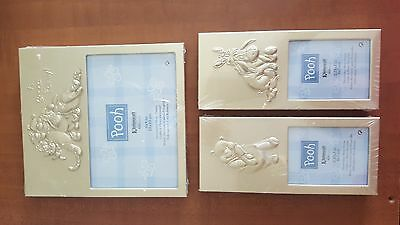 Winnie the Pooh & Friends picture frames-set of 3