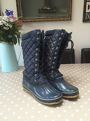 Joules Muckers Size 5