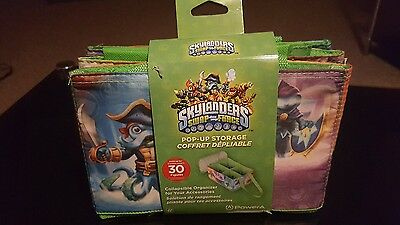 Skylanders Swap Force pop up storage bag