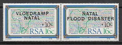 Africa del Sur Yvert Correo 636/37 ** Mnh