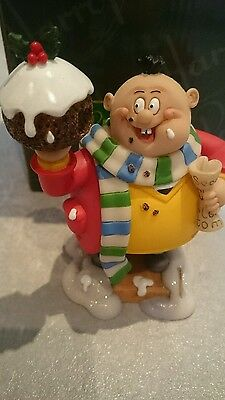 Robert harrop beano and dandy fatty the second day of xmas limited edition