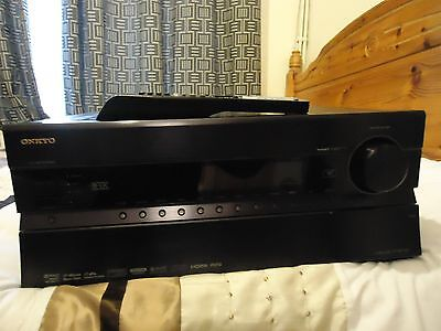 ONKYO TX-NR1007 9.2 Channel 180 Watt Receiver