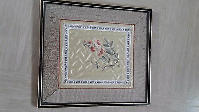 vintage Chinese embroidery