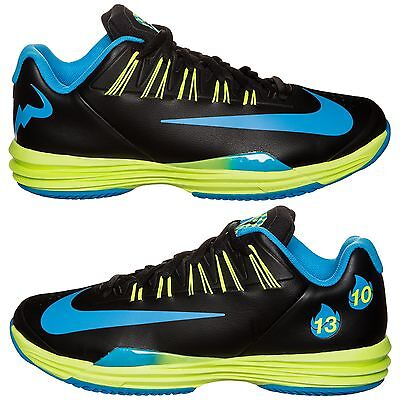Nike Rafael Nadal US Open Limited Court Lunar Ballistec 1.5 Legend Tennis Shoes