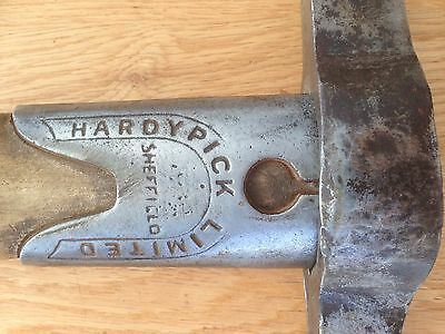Pick Axe old, MOD hand tool