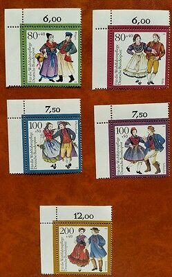 Germany  set of stamps