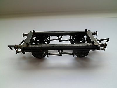 vintage model wagon base for container