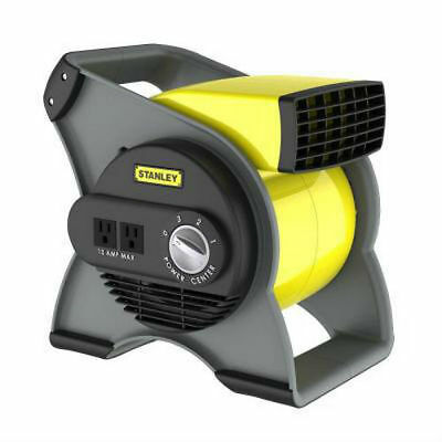 Speed Pivoting Air Mover Carpet Floor Dryer Blower Shop Fan Air Circulation New
