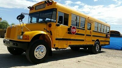 Super Clean So. Ca. Carb Compliant School Bus With Like-New Child Safety Seats