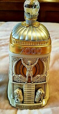 Celebrating the Millennium  Anheuser Busch 1999 Stein