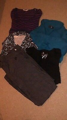 maternity bundle size 12 size 14. Topshop, Red Herring, Mothercare
