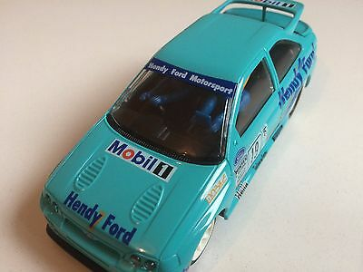 Ford Escort Original Hornby Toy Slot Racing Car Body Without Motor Zt