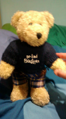 Mini Boden Vintage Bear - in mint condition