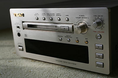 Teac MD-H300 Reference 300 Series MiniDisc Player