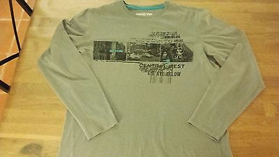 Tee-shirt manches longues homme - NEW YORK - taille L