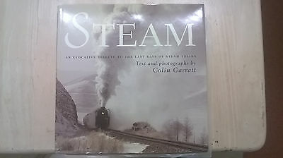 Steam a photographic tribute to the last days of steam trains Book