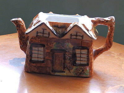 Price Bros. Cottage Ware Teapot with no lid, Regd. No. 845007