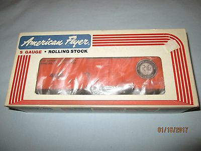 American Flyer #4-0700 NASG 1981 Syracuse, NY  Convention Box Car w/OB NIB