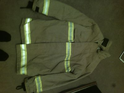 fire fighter tunic and leggings