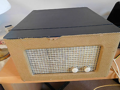 Vintage EAR MICROGRAM record player
