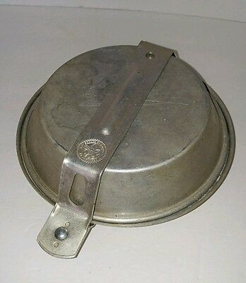 BSA MESS KIT BOY SCOUTS OF AMERICA - BE PREPARED REGAL ALUMINUM 3 parts w/ clamp