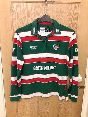 A Ladies Leicester Tigers Shirt