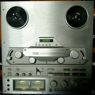 Teac X-2000R Reel To Reel Tape Recorder
