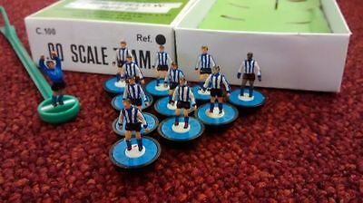 Subbuteo Squadre Lw: Ref 22 - SHEFFIELD WEDNESDAY