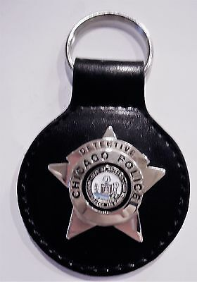 ChICAGO DETECTIVE KEY, RING