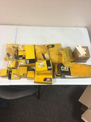Caterpillar Parts NIB removed From Truck And Maintenance Shop