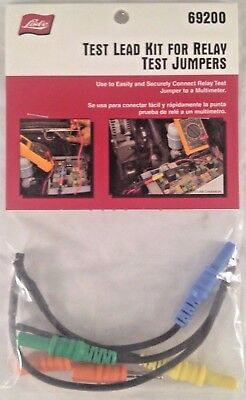 Lisle 69200 Test Lead Kit For Relay Test Jumpers