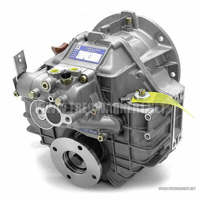 ZF 63A 2.0:1 Marine Boat Transmission Gearbox Hurth HSW630A 3312001017