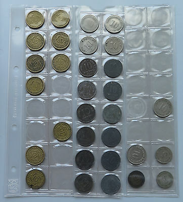 GERMANY COLLECTION LOT  10 PFENNIG 140g,31pc  #xxg 014