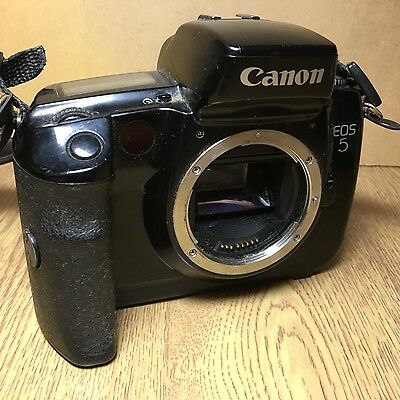 Canon EOS 5 SLR Film Camera Body Only