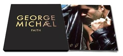 GEORGE MICHAEL FAITH Deluxe Box Set Limited Numbered Edition Rare