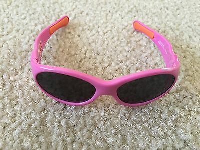Fisher Price Baby Girl Pink Floral Sunglasses