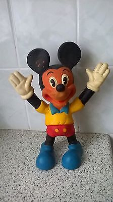 Vintage Mickey Mouse Bendy Toy