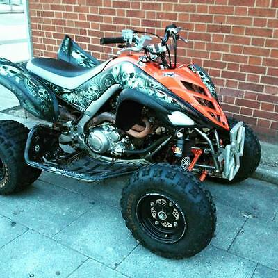 Yamaha Raptor 700cc Road Legal Quad