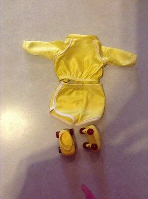 Fisher Price My Friend 231 Roller Skating Outfit