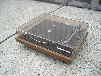 VINTAGE RETRO Dual 504 Automatic Belt-Drive Turntable (1977-1978) WOODGRAIN