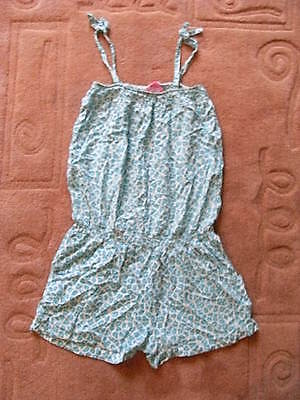 Fantastic Shorts Playsuit Age 10-12 Years
