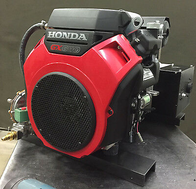 Honda Powered 15 kW Propane/Natural Gas Generator with 50 AMP 120/240 V OUTLET