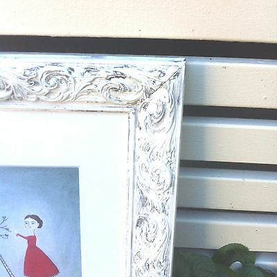 Antique  Vintage Style Painting