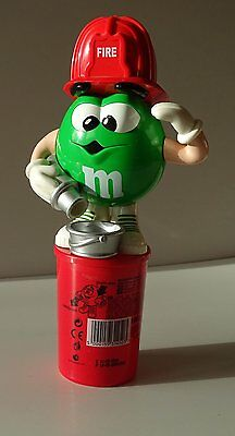 M&M Collectables Fireman Dispenser