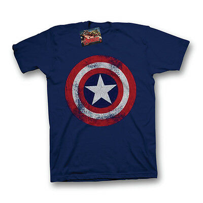 Captain America Official Marvel Comics Avengers T-Shirt