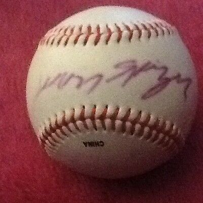Jerry Springer Signed Official League Baseball 5oz